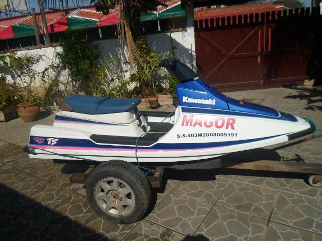 Jet ski kawasaki 650 - Foto 4