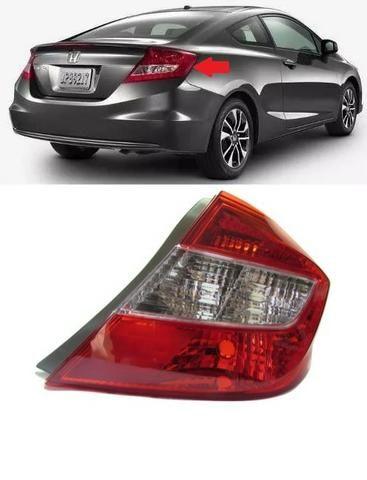 Lanterna Honda New Civic 2012 2013 2014 2015 Lateral Direito