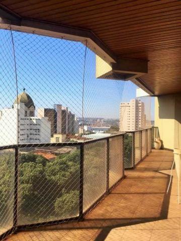 Apartamentos de 4 dormitório(s), Cond. Edificio Quinta Avenida cod: 9397 - Foto 8