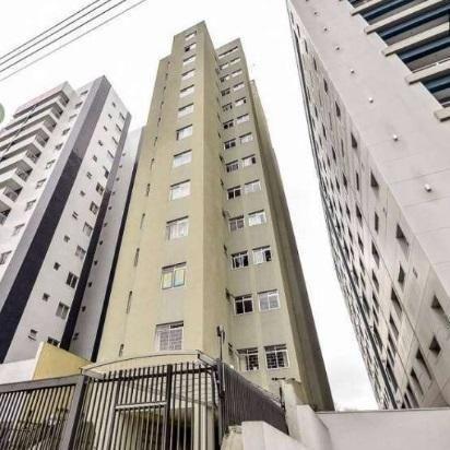 Apartamento com 1 dormitório à venda, 25 m² por R$ 129.900,00 - Cristo Rei - Curitiba/PR