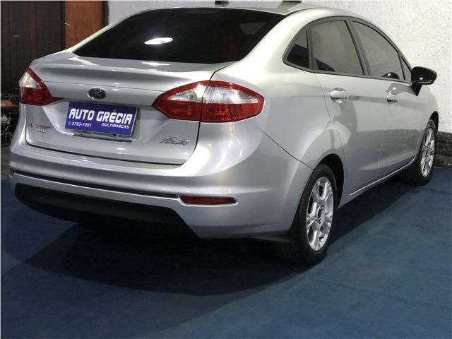 Ford New Fiesta Sedã PowerShift 1.6 2014 - Foto 5