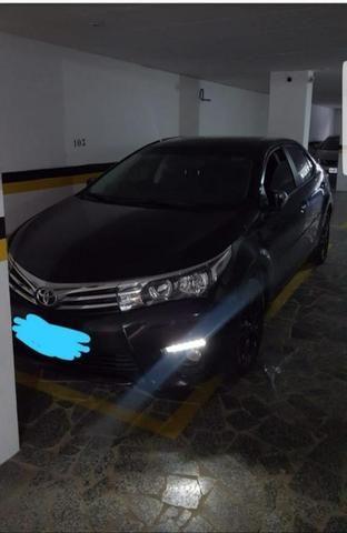 Corolla Dynamic 2017 troco em civic g10