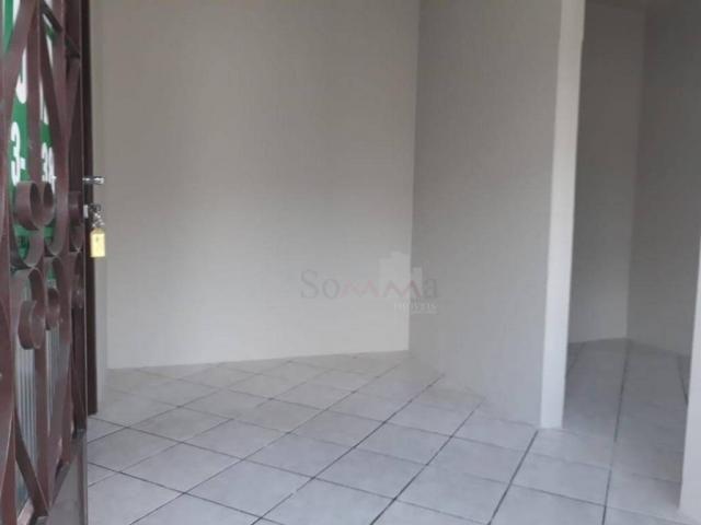 Casa com 1 dormitório para alugar, 40 m² por r$ 450,00/mês - capão raso - curitiba/pr - Foto 17