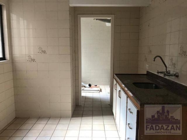 Apartamento para alugar, 87 m² por R$ 1.200,00/mês - Cristo Rei - Curitiba/PR - Foto 8