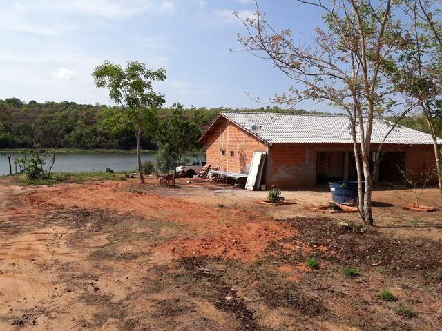 Chácara beira do lago do manso - Foto 3