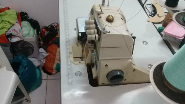 Máquina de costura interlok R$ 2000 - Foto 2