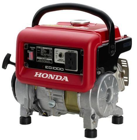 Gerador eg1000 1.0kva LB Honda - Foto 2