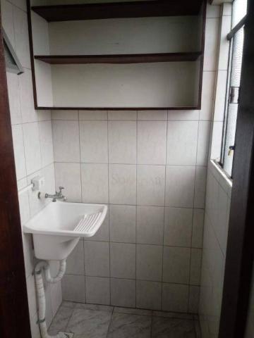 Apartamento com 2 dormitórios para alugar, 40 m² por r$ 500,00/mês - sítio cercado - curit - Foto 16
