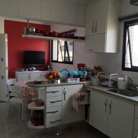 Apartamento com 4 dormitórios à venda, 187 m² por r$ 1.050.000,00 - anália franco - são pa - Foto 5
