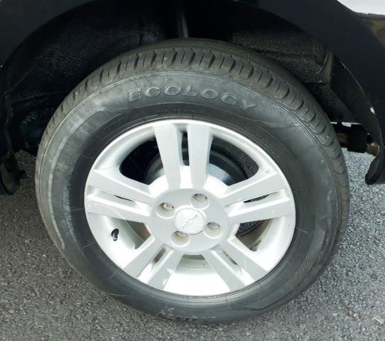 Chevrolet Agile LTZ 1.4 Completo placa A - Foto 14