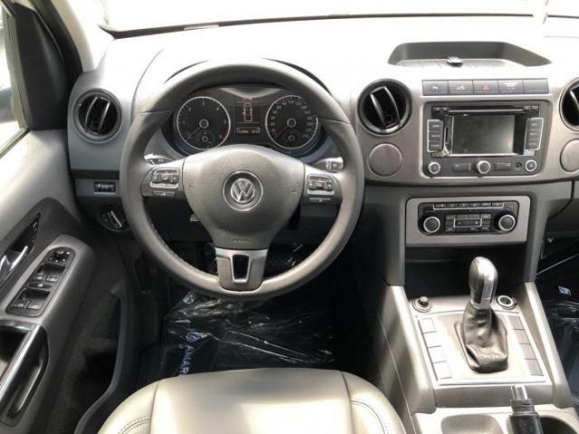 Volkswagen amarok 2015 2.0 highline 4x4 cd 16v turbo intercooler diesel 4p automÁtico - Foto 7