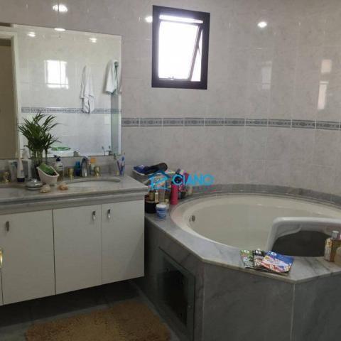 Apartamento com 4 dormitórios à venda, 187 m² por r$ 1.050.000,00 - anália franco - são pa - Foto 9
