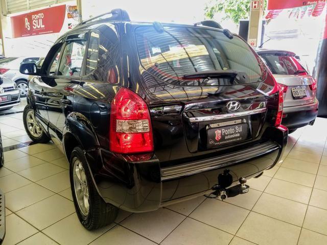 ® Hyundai Tucson GLS 2.0 2012/2013 Automatico Flex Baixo Km Bancos em Couro - Foto 4