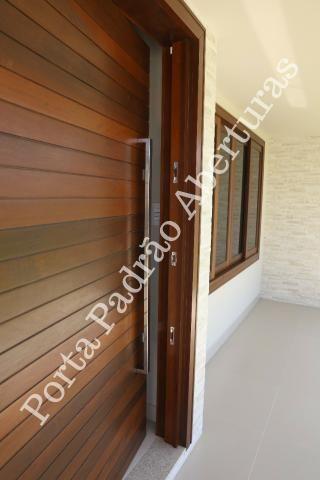 Porta maciça pivotante alto padrão - Foto 5