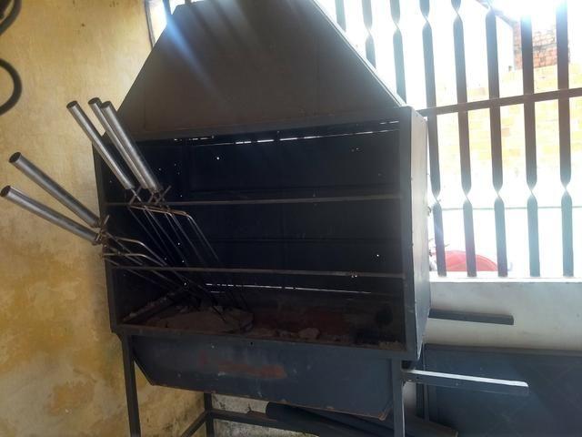 Vendo churrasqueira - Foto 2
