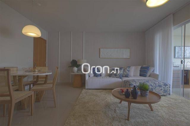 Apartamento com 3 dormitórios à venda, 118 m² por R$ 700.000,00 - Jardim Atlântico - Goiân - Foto 19