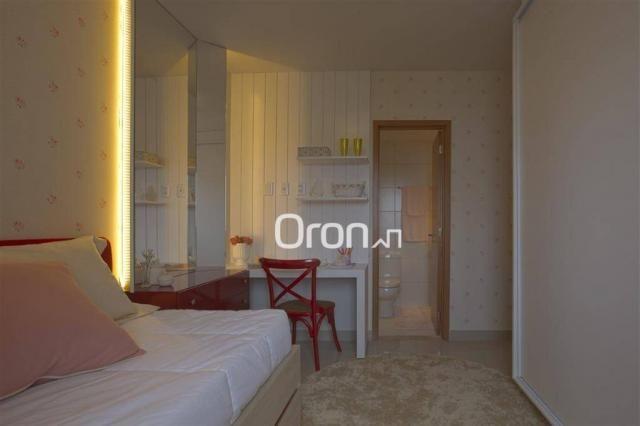 Apartamento com 3 dormitórios à venda, 118 m² por R$ 700.000,00 - Jardim Atlântico - Goiân - Foto 7