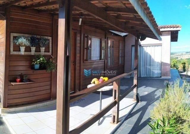 Casa com 3 dormitórios à venda, 170 m² por R$ 650.000,00 - Condomínio Saint Charbel - Araç - Foto 10