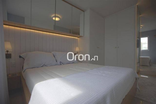 Apartamento com 3 dormitórios à venda, 118 m² por R$ 700.000,00 - Jardim Atlântico - Goiân - Foto 3