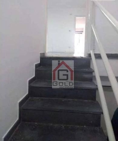 Sobrado com 4 dormitórios para alugar, 250 m² por R$ 4.500/mês - Campestre - Santo André/S - Foto 20