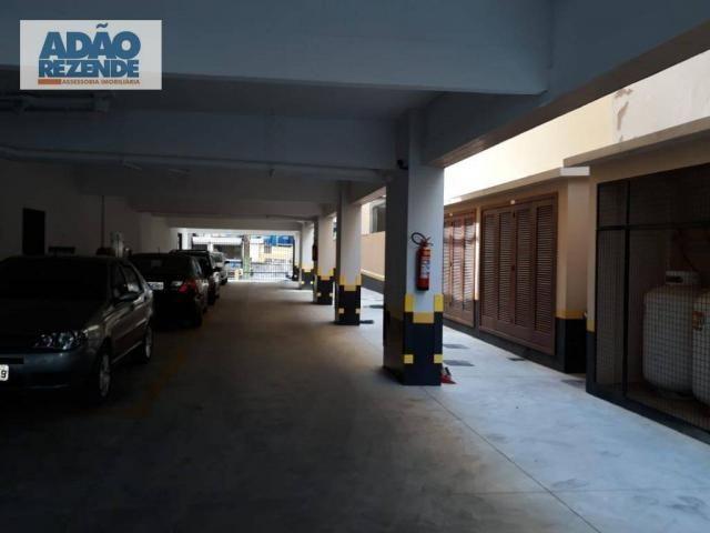 Apartamento com 1 dormitório à venda, 55 m² - Alto - Teresópolis/RJ - Foto 19