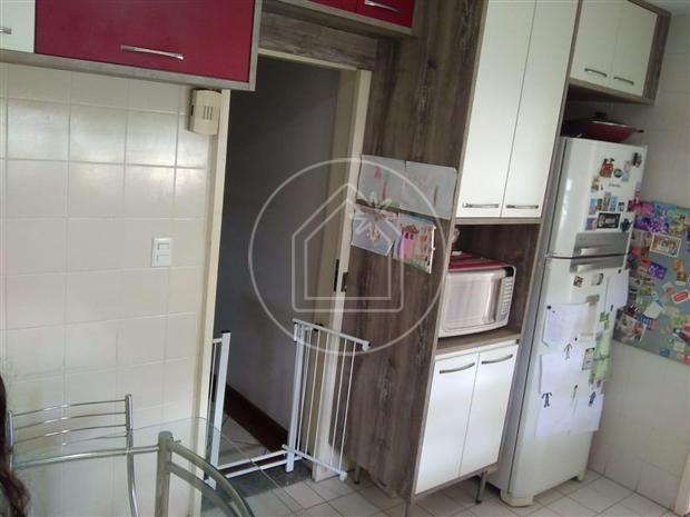 Casa de condomínio à venda com 3 dormitórios em Santa rosa, Niterói cod:880906 - Foto 17