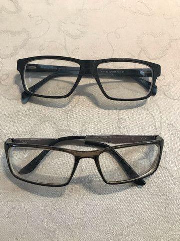 Armações de óculos de grau juvenil