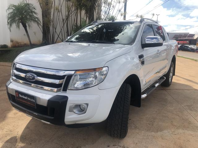 Ranger XLT Limited 4x4 Diesel