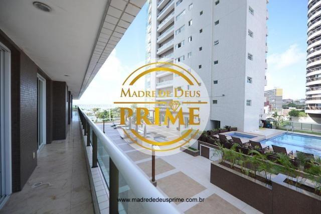 Apartamento com 4 dormitórios à venda, 326 m² - Meireles - Fortaleza/CE - Foto 10