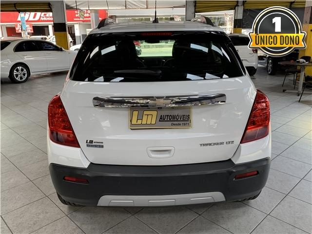 Chevrolet Tracker 1.8 mpfi ltz 4x2 16v flex 4p automático - Foto 3