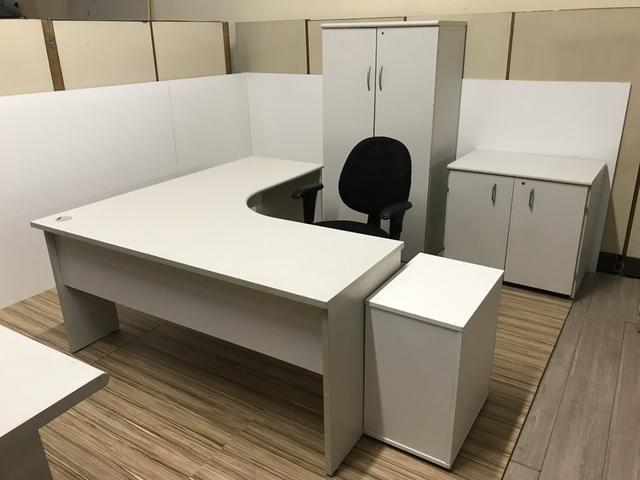 Móveis escritório kit - Foto 2