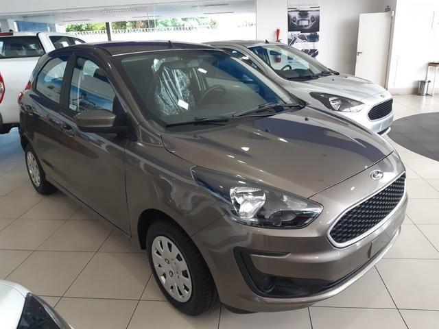 Oportunidade. Novo Ford Ka Hatch SE 1.0 Flex. Imperdível. Confira: - Foto 4