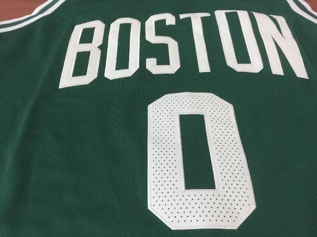 Regata basquete boston celtics tatum 0 - Foto 2