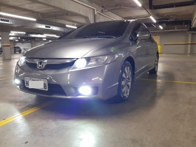 Honda Civic lxs automático - Foto 15
