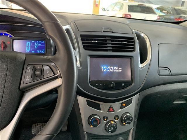 Chevrolet Tracker 1.8 mpfi ltz 4x2 16v flex 4p automático - Foto 7