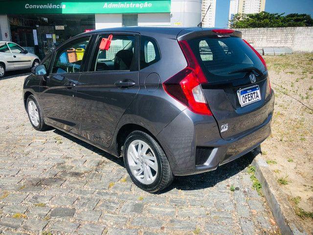 Honda Fit 2015 LX 1.5 Aut Único dono - Foto 8