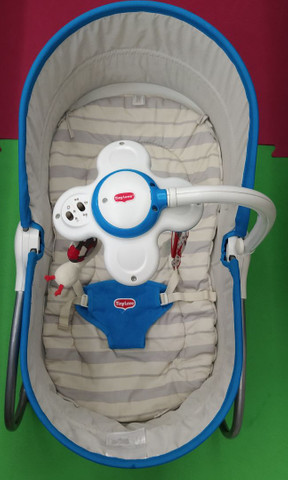 Cadeira de Descanso 3 em 1 para Bebês até 18 kg - Tiny Love<br><br> - Foto 2