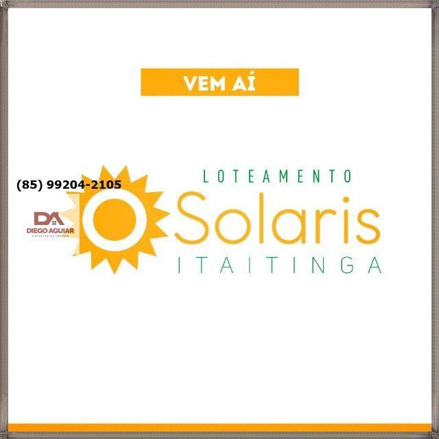 Loteamento Solaris em Itaitinga $%¨& - Foto 8