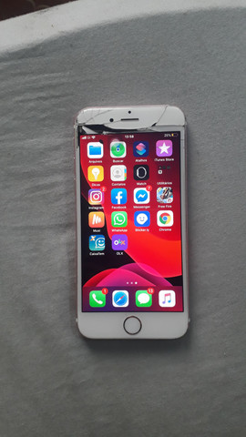 IPhone 6s rose  16gb  - Foto 2