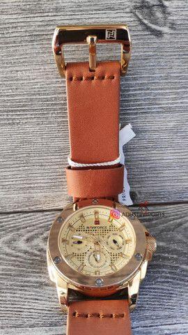 Relógio Premium à pronta entrega! Novo e com garantia! - Foto 6