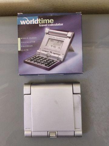 Calculadora relógio mundial - Foto 2