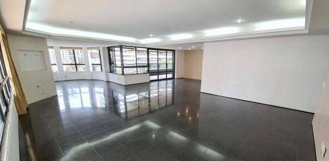 Ed. Alto da Volta, Excelente Apartamento, 270m2, 3 Suítes Amplas, Área de lazer - Foto 6