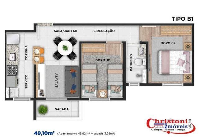 Pq dos IPÊS apartamento - Foto 10