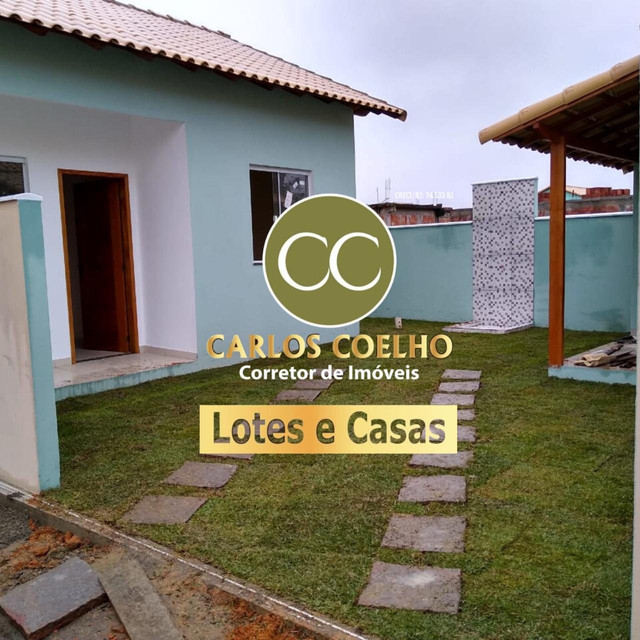 W 473<br>Casa Linda no Condomínio Gravatá I em Unamar - Tamoios - Cabo Frio/RJ