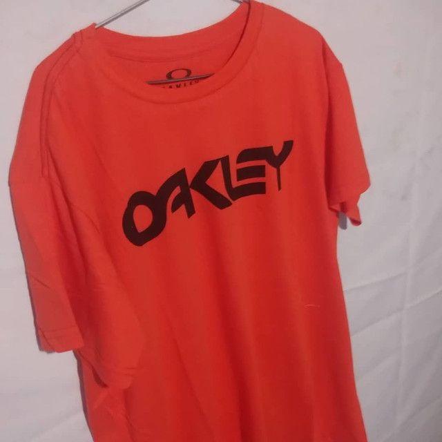 Kit com 15 camisas de malha - Foto 2
