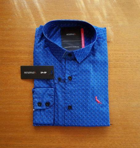 Camisa Social R - Foto 2