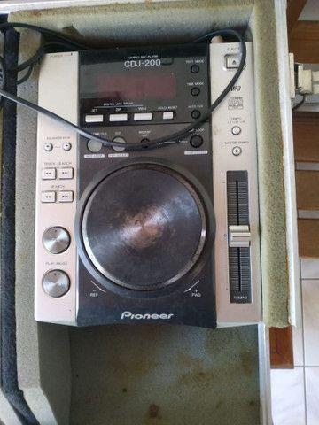 2 CDJ200 Pionner + Mixer Behringer DJX400 - Foto 4