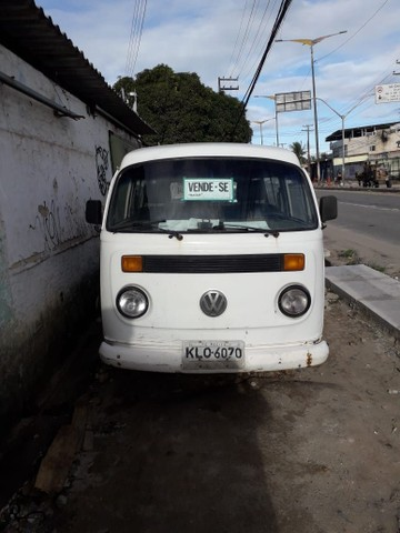 Vende se Kombi Ano 2.000 A gás regularizada! - Foto 2