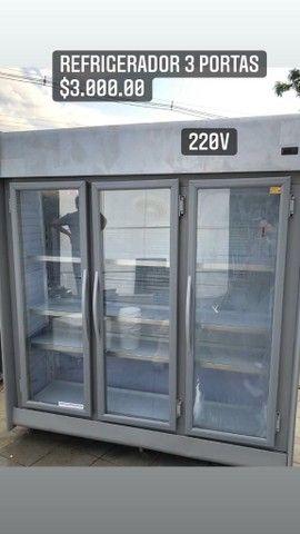 Freezers e refrigerador  - Foto 3