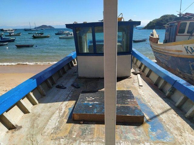 Casco traineira barco - Foto 4